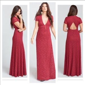 Show Me Your Mumu Eleanor Maxi Dress